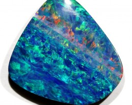 5.89 CTS QUALITY GEM DOUBLET  [Q1378] SAFE