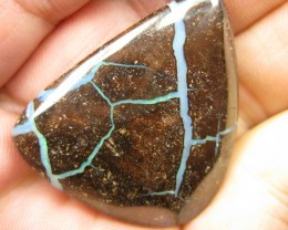 C/O.70.00cts,DRILLED WHOLESALE BOULDER OPAL.