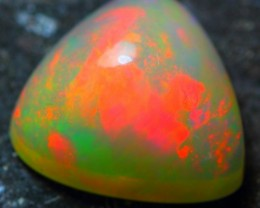 1.76Ct Natural BROADFLASH COLOR Color Play Ethio Welo Solid Opal