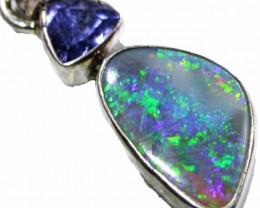 Opal & Gemstone Pendants