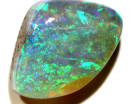 2.43 cts Boulder Opal - Winton - Bright Face (RB707)