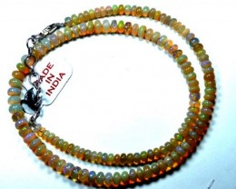 40  CTS ETHIOPIAN OPAL BEADS DRILLED      FOB-151