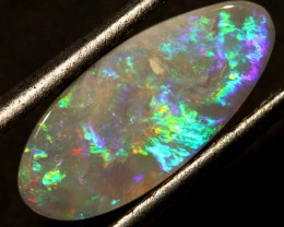 1.22 CTS SOLID DARK OPAL LIGHTNING RIDGE [Q 1500