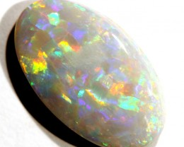 3.01 CTS SOLID DARK OPAL LIGHTNING RIDGE [Q1518