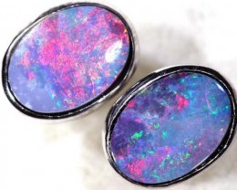 OPAL EARRING SET 5.0   CTS    OF-341