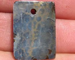 YowahOpals*16.8Cts-'Drilled' Australian Boulder Opal.