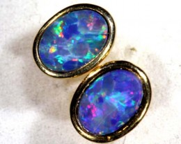 OPAL EARRINGS 5.7   CTS    OF-367