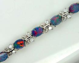 Silver Plated Bracelets