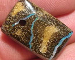 OpalWeb - WE MINE Opals - 25.5Cts - Drilled.