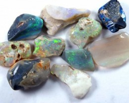 BLACK OPAL ROUGH   35CTS DT-1918