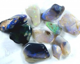 BLACK OPAL ROUGH  45 CTS DT-1920