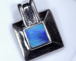 OPAL SILVER PENDANT 7.5 CTS   OF-432