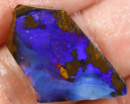 40.55CTS BOULDER OPAL RUB READY FOR CUTTING