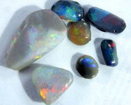 BLACK RUBS-OPAL ROUGH  8.80 CTS DT-1975