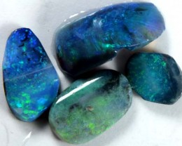 BLACK RUBS-OPAL ROUGH 8.45  CTS DT-1982