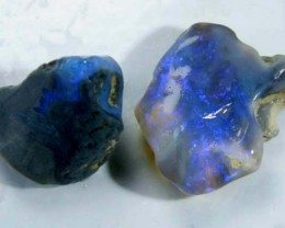 BLACK RUBS-OPAL ROUGH 31.65  CTS DT-1992