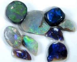 BLACK OPAL ROUGH PARCEL  9.4  CTS DT-3055