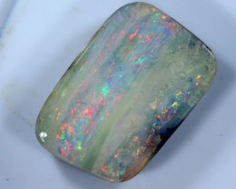 BOULDER  POLISHED CUT STONE   6.5CTS    TBO-1548