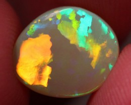 2.4ct Welo BRIGHT METALLIC SOFT STICKY OPAL