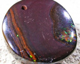 28.5 CTS YOWAH STONE-DRILLED-WELL POLISHED  [SO3050]