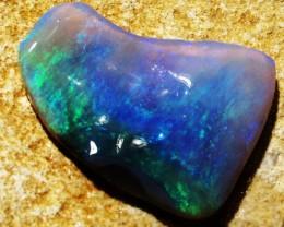 11Cts  Freeform  Opal  Rub QOM 1385