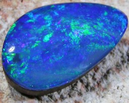 1.3 CTS OPAL SHELL FOSSIL DOUBLET  [SO3200]
