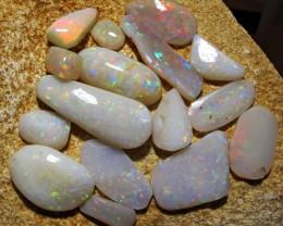 39 Cts  16   Opal Rubs  QOM 1433