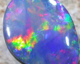 2.1 CTS OPAL SHELL FOSSIL DOUBLET  [SO3280]