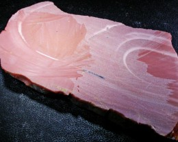 280 CTS PINK OPAL  ROUGH SLAB- WEST AUSTRALIA [VS6497]
