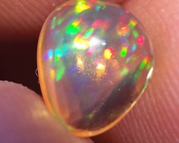 Gem Quality Mexican Crystal Opal (SEE VIDEO)