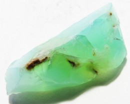 11.8 CTS GREEN OPAL ROUGH TANZANIA  DT- 3127