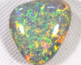 QUALITY BLACK OPAL L RIDGE GEM GRADE 3.05 CTS INV-21