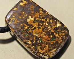 41.97 CTS  Boulder Opal Pendant MMR 1932