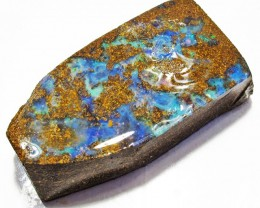 BOULDER OPAL ROUGH  122.7 CTS DT-3172