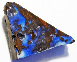 BOULDER OPAL ROUGH 25.3  CTS DT-3197