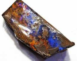 BOULDER OPAL ROUGH 24.7  CTS DT-3207