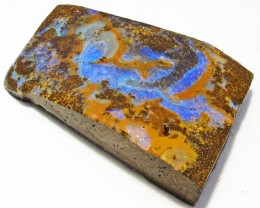 BOULDER OPAL ROUGH  76.2 CTS DT-3243