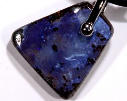 BOULDER OPAL PENDANTS DRILLED  10.5 CTS  LO-893