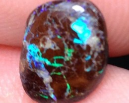 BARGAIN BUY IT NOW Boulder Opal Picture Stone AA118 2.5cts