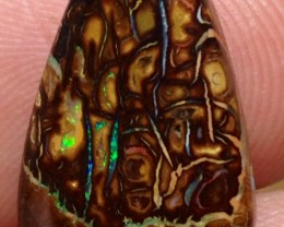 BARGAIN BUY IT NOW Boulder Opal Picture Stone AA403 12cts