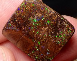 BARGAIN BUY IT NOW Boulder Opal Picture Stone AA433 16.5cts