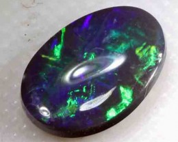 1.20 CT  BLACK OPAL FROM LR