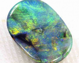BLACK OPAL FROM LR - 3.95 CTS - $199