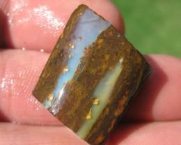 YowahOpals*38.1Cts - Koroit Boulder Opal ROUGH.