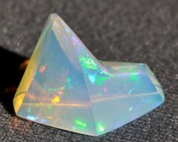 16.10ct ETHIOPIAN WELLO CRYSTAL MASTERCUT GEM OPAL - THE ICE BERG