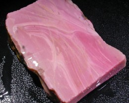 235 CTS PINK OPAL  ROUGH SLAB- WEST AUSTRALIA [VS6554]