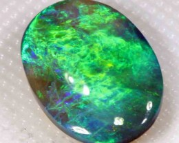 4.45 ct   BLACK OPAL FROM LR