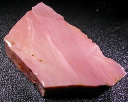"234.5 CTS PINK MOOKAITE  ROUGH ""BRECCIATED""-WEST AUSTRALIA[VS6581"