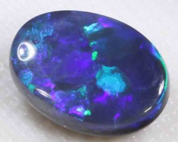 FREE SHIPPING  3.30 cts   BLACK OPAL FROM LR