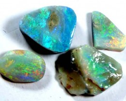 BLACK OPAL ROUGH 20.6 CTS  DT-3381